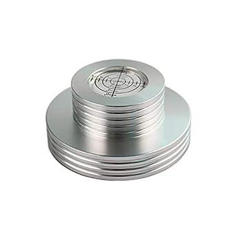 ILS - 1 Abrazadera de Metal para Disco estabilizador de Vinilo ...