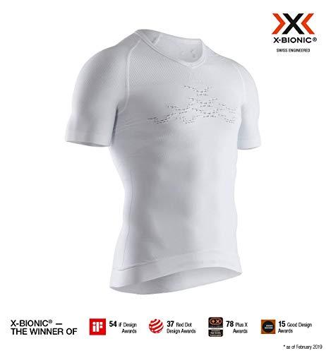 X Arctic 0 shirt T 4 Energizer Homme Neck bionic Light T Men White V Sleeve ZwrRBZqU