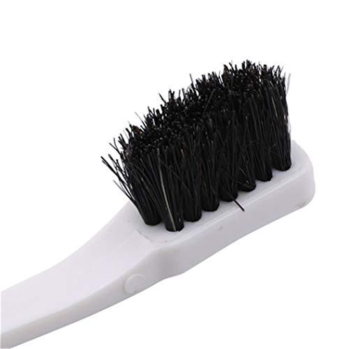 LZIYAN Edge Control Hair Brush Comb Eyebrow brush Polish Hair Tools Creative Gift For Women,White by LZIYAN (Image #5)
