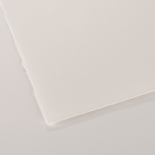 Arches Watercolor Block 140 Pound Hot Press Paper - 9 x 12 Sheets by Arches (Image #4)
