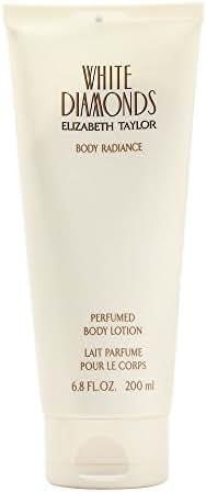 White Diamonds Elizabeth Taylor Perfumed Body Lotion, 6.8-Ounce