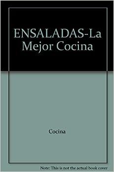 Book ENSALADAS-La Mejor Cocina