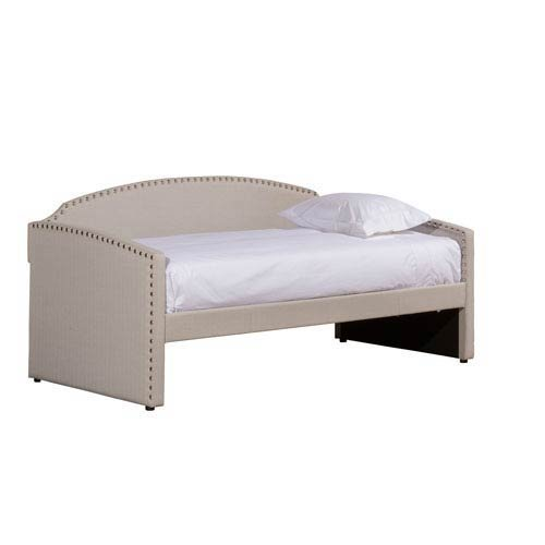 Hillsdale Lani Daybed In Gray Fabric (Lani Gray)
