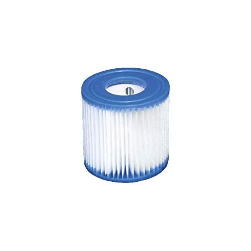 Intex 29007 - Cartucho tipo H altura 10 cm y diametros 9-3 cm