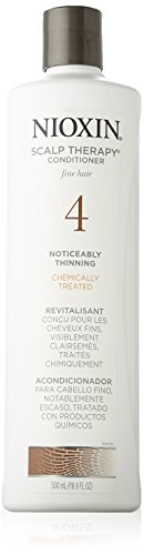Nioxin System 4 Scalp Therapy Conditioner, 16.9 Ounce