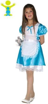 Disfraz Muñeca Alicia para niña: Amazon.es: Juguetes y juegos
