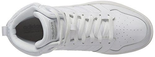 a Sneaker Bianco White Donna adidas Alto Collo Superhoops CF Silver Matte Footwear Footwear Mid White FUxUnW
