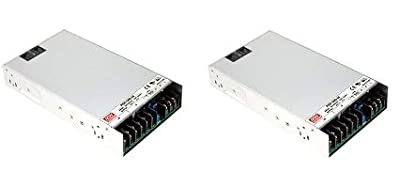 MEAN WELL RSP-500-24 AC-DC Switching Enclosed Power Supply Single