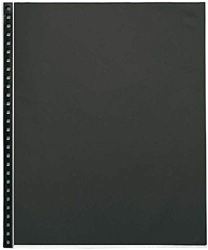 (Genuine Prat® Cristal START Multi-Ring Sheet Protector / Scrapbook slip-in 17x22 refills - 17x22)