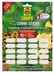 Insecticida en pastillas listo, Compo-20 unidades: Amazon.es: Jardín