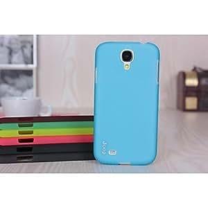 Teléfono Móvil Samsung - Cobertor Posterior - Color Sólido - para Samsung S4 Mini I9190 ( Negro/Blanco/Amarillo/Rosa , Plástico ) , Black