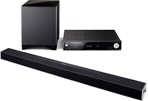 Integra Dolby Atoms/DTS-X - Sistema de Barra de Sonido, Color Negro (DLB-5)