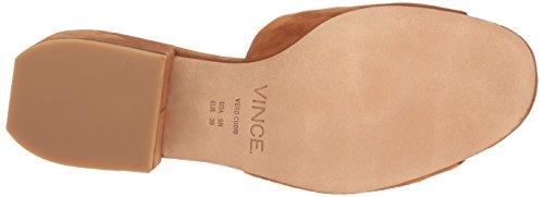 Rachelle Women's Cedar Vince Sandal Dress Suede Cedar 5d080q6