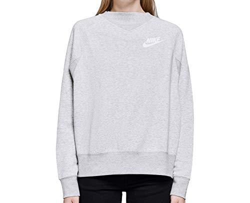 Heather Nike nbsp;rally Sportswear nbsp;– nbsp;sudadera nbsp;– Para white Mujer Grey OOHUng