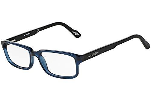 Arnette Men's Mixer AN7057 1138 Eyeglasses Translucent Dark Blue ()
