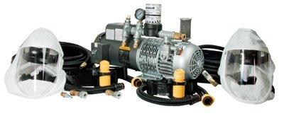 (Supplied Air Pump Package, 2 PPL, 1-1/2 HP)