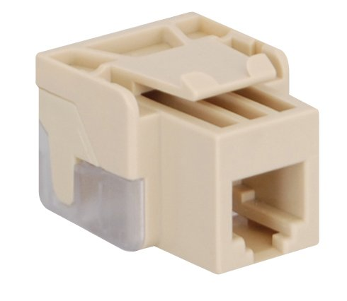Icc - Ic1076v0iv - Cat3 Jck 6Con. Ivory ''Product Category: Installation Equipment/Wall Jacks/Inserts''