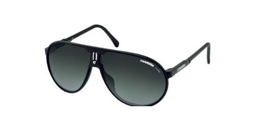 Carrera Sunglasses Champion DL5 Y2 Matt Black Grey - Carrera Sunglasses Polarized