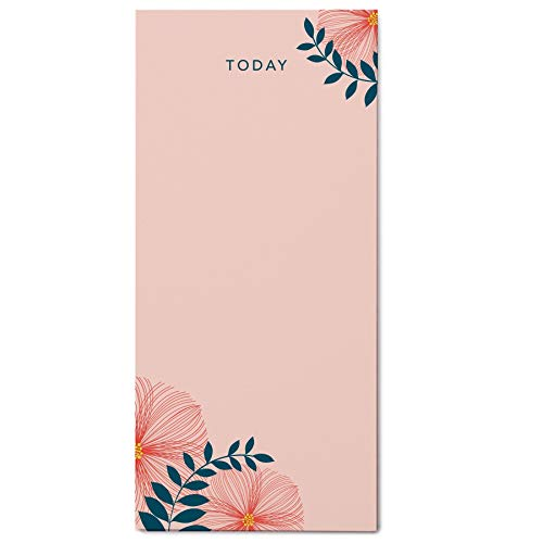 (Hibiscus Planner Notepad Mouse Pad by Snow and Graham (3.25 x 7