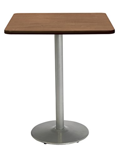 KFI Seating T36SQ-B1922-SL-7937-38 Mode Square Top Multipurpose Table, 42