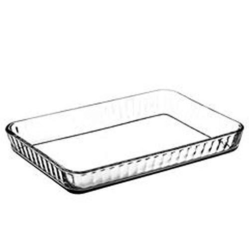 Pasabahce 59204 borcam - Fuente Forma y molde, rectangular de ...