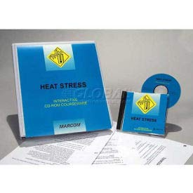 Heat Stress In Construction Environments CD-Rom Course (C0000950ED)