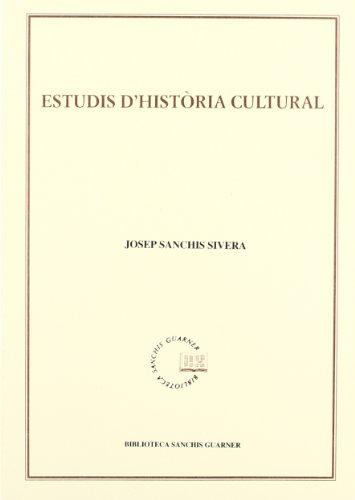 Estudis d'història cultural