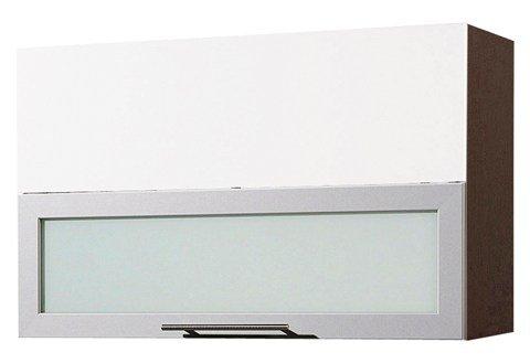 Faltlifthängeschrank Küche | Faltlifthangeschrank Aachen Weiss B T H 90 35 56 Cm Amazon De