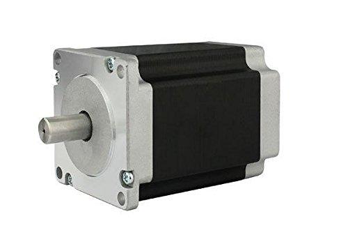 Anaheim Automation 34Y006S-LW8 Single Shaft NEMA 34 Stepper Motor