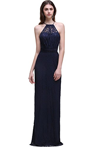 MisShow Damen Brautjungfernkleid Abendkleid Partykleid Brautkleider ...