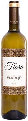 Estuche regalo Gourmet vino madera Bodegas Tiara. Vino Tinto Balboa Crianza Selección, Vino Blanco Tiara Verdejo y selección 3 Mousse de Pato Gourmet