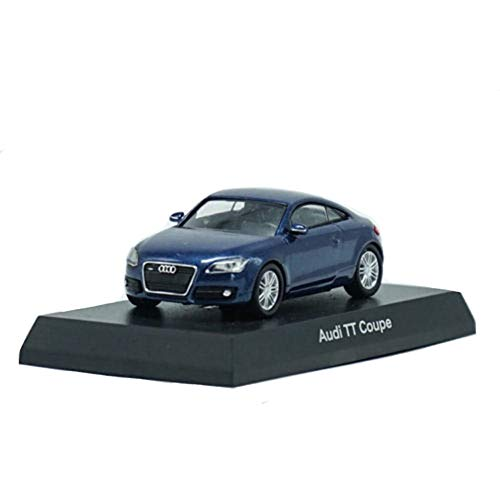 modelcars 1:64 Scale Alloy car Model, Audi Series A4 A5 A8 R8 Q7 A3 S6 TT Q7 Series Gifts (Audi TT Coupe ()