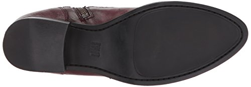 FRYE Short B 5 Inside Wine US Women's Zip 5 Brooke rAEqrw1