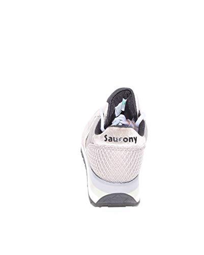 Grey 6 Donna S60403 Saucony Jazz Basse Scarpe Original Sneakers xOn858fwq