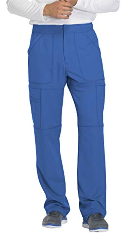 6bee4b9ffdf Dickies Dynamix Men's Stretch V-Neck Top DK610 & Zip Cargo Pant DK110 Scrub  Set