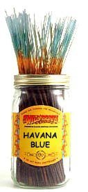 Havana Blue - 100 Wildberry Incense Sticks