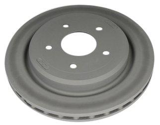 Original Equipment Rear Disc Brake Rotor ()
