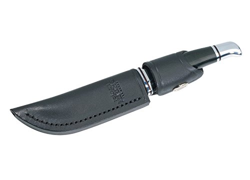 Buck Knives 0120BKS GENERAL Fixed Blade Knife with Genuine Leather Sheath