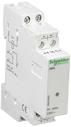 Schneider Electric estabilizadora Relé a9a153935mA 5Vac/dc RBN acti9Instalación Relé 3606480097737