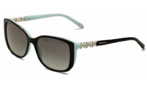 Sunglasses Tiffany TF 4090B 80553C BLACK - Sunglasses Tf