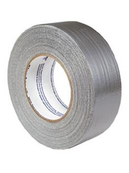 Performance Grade Silver Duct Tape 2 Inches X 180 Foot (26 Rolls)