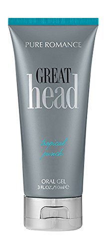 Great Head Oral Delight Gel Tropical Punch by Pure Romance Oral Cream