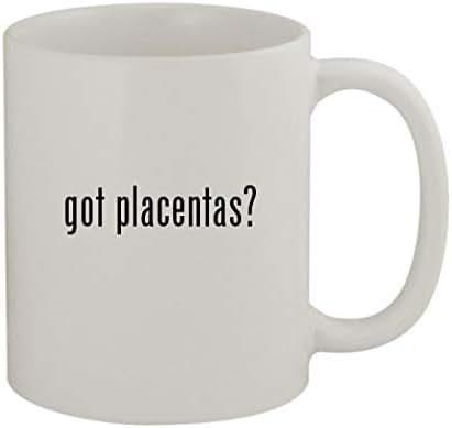 got placentas? - 11oz Sturdy Ceramic Coffee Cup Mug, White