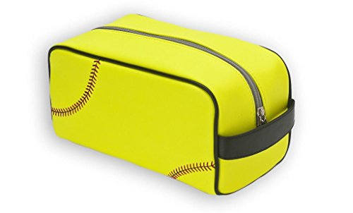 zumer-sport-mens-toiletry-bag-softball-yellow-one-size