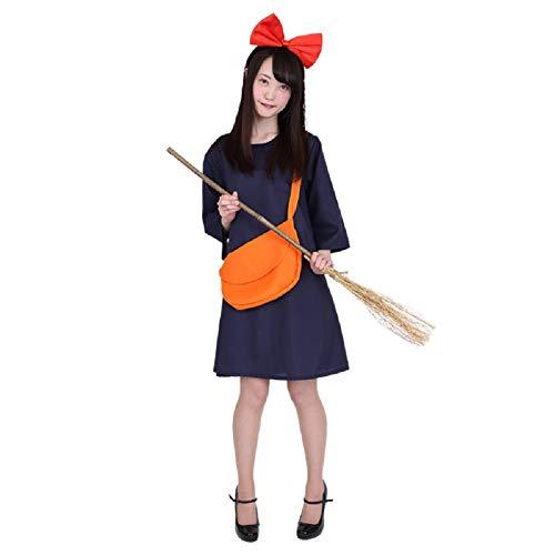 Fantasy Witch Kiki Dress Costume, Women's Standard Size