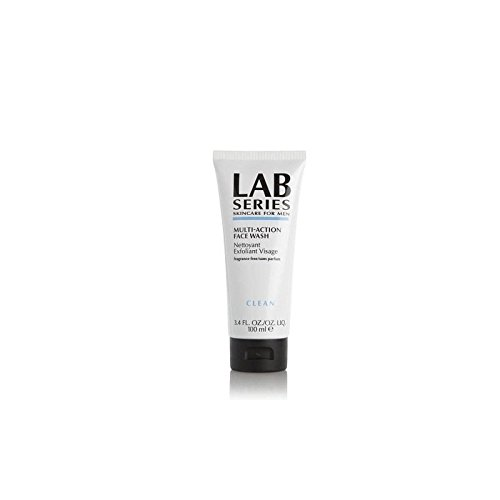 Lab Series Skincare For Men Multi-Action Face Wash (100ml) (Pack of 4)