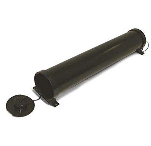 RV Trailer VALTERRA LLC 46 Inch Ez Hose Carrier - Blk Sewer Hose Storage Carrier (Ez Hose Carrier)