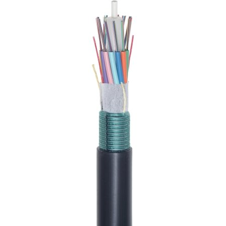Armored Loose Tube - Prysmian Cables - FEDH1A1J12HB048E3-48F ExpressLT Dry Loose Tube Cable, Armored, SM