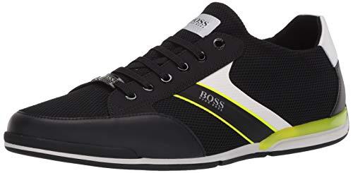 Hugo Boss Men's Saturn Profile Low Top Sneaker