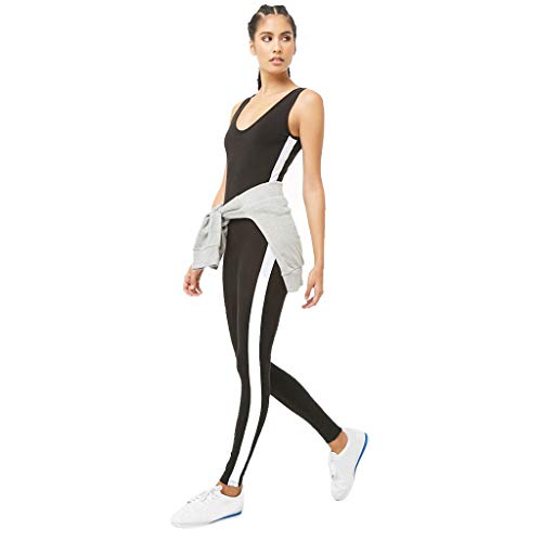 Zainafacai_yoga pants Woman's Sexy Sport Yoga Jumpsuit Sleeveless Backless Legging Hollow Out Sport Romper Playsuit Black